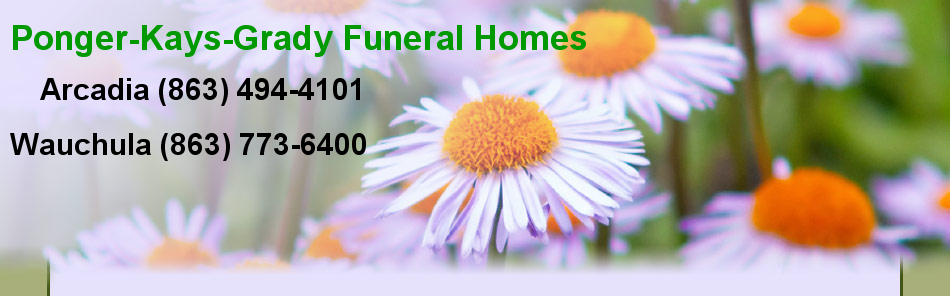 Ponger-Kays-Grady Funeral Homes